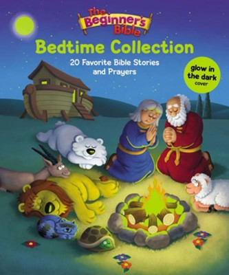 The Beginner's Bible Bedtime Collection: 20 Favorite Bible Stories and Prayers - eBook  -     By: Zondervan