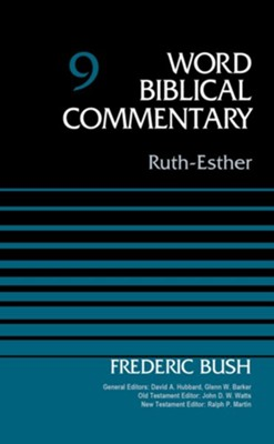 Ruth-Esther, Volume 9 - eBook  -     By: Frederic Bush
