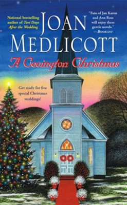 A Covington Christmas - eBook  -     By: Joan Medlicott