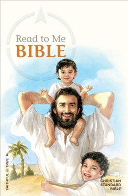 CSB Read to Me Bible - eBook  -