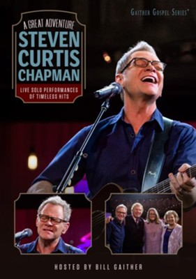 A Great Adventure, DVD   -     By: Steven Curtis Chapman