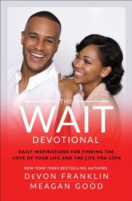 The Wait Devotional - eBook  -     By: DeVon Franklin, Meagan Good
