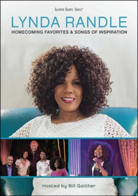 Homecoming Favorites & Songs Of Inspiration (Vol. 1)  DVD  -     By: Lynda Randle