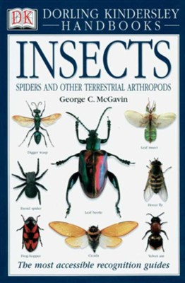 Smithsonian Handbooks: Insects  -     By: George C. McGavin