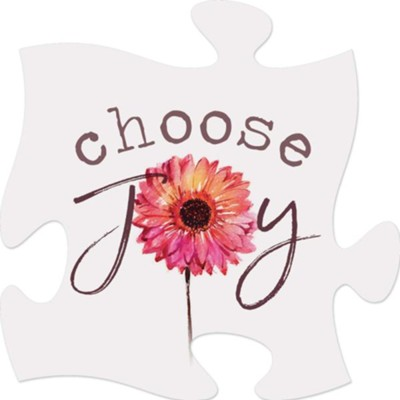 Choose Joy Puzzle Art  -