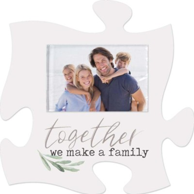 Together We Make A Family, Photo Frame  -