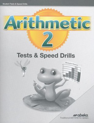 Arithmetic 2 Tests and Speed Drills (2nd Edition)   -