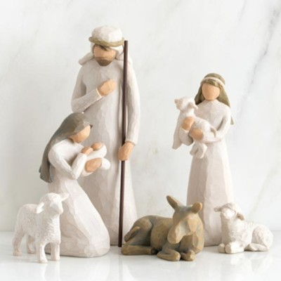 Willow Tree Nativity Set 6 Pieces                             -     By: Susan Lordi