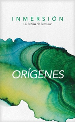 Inmersion: Origenes - eBook  -     By: Tyndale