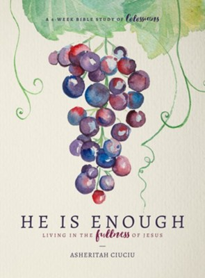 HE is Enough: Living in the Fullness of Jesus (A Study in Colossians) - eBook  -     By: Asheritah Fanny Ciuciu