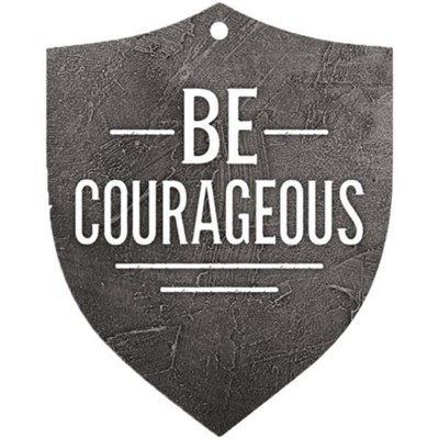 Be Courageous, Gift Tag  -
