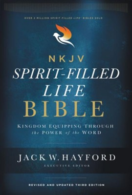 NKJV, Spirit-Filled Life Bible, Third Edition, Ebook: Kingdom Equipping Through the Power of the Word / Special edition - eBook  -     Edited By: Jack W. Hayford