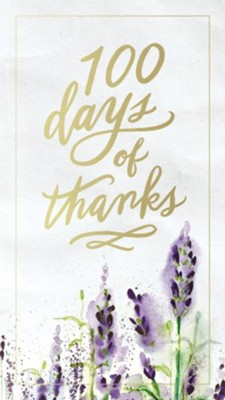 100 Days of Thanks - eBook  -