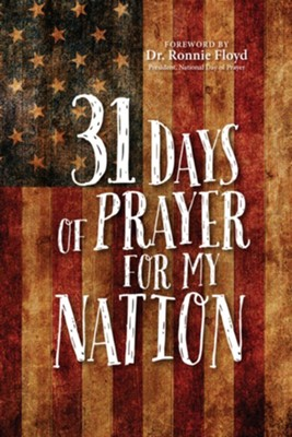 31 Days of Prayer for My Country - eBook  -     By: Great Commandment Network