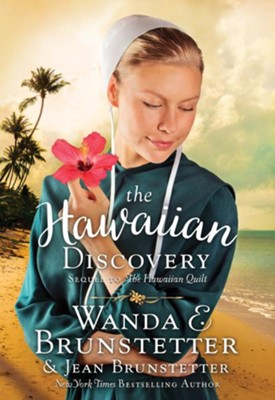 The Hawaiian Discovery - eBook  -     By: Wanda E. Brunstetter, Jean Brunstetter
