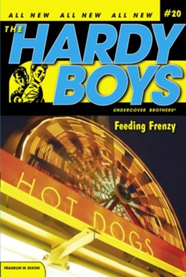 #20: The Hardy Boys Undercover Brothers: Feeding Frenzy   -     By: Franklin W. Dixon