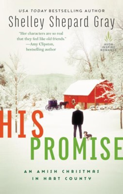 His Promise: An Amish Christmas in Hart County - eBook  -     By: Shelley Shepard Gray