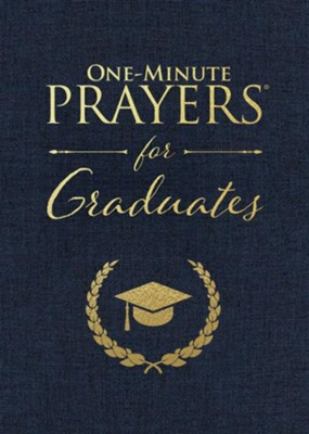 One-Minute Prayers for Graduates - eBook  -