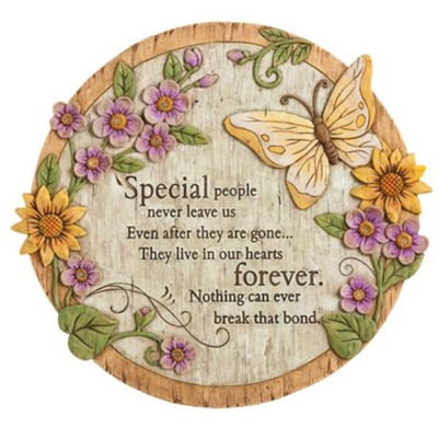 Special People Never Leave Us Garden Stone  -