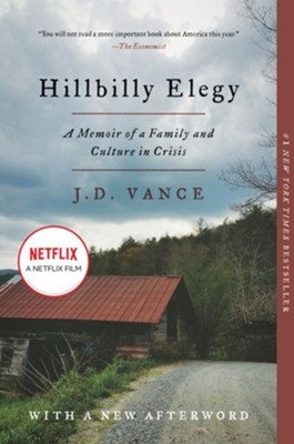 Hillbilly Elegy - eBook  -     By: J.D. Vance