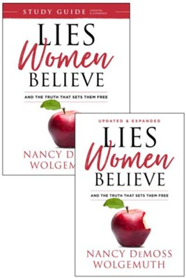 Lies Women Believe/Lies Women Believe Study Guide- 2 book set / Digital original - eBook  -     By: Nancy DeMoss Wolgemuth
