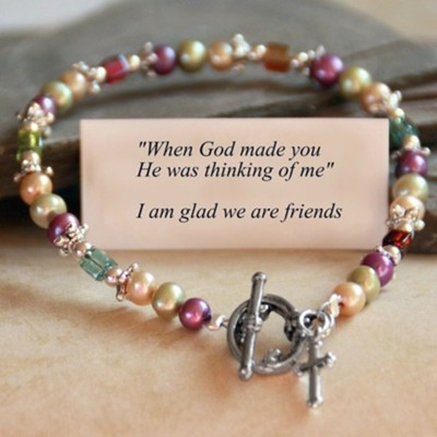 The Colors of Friendship Bracelet   -