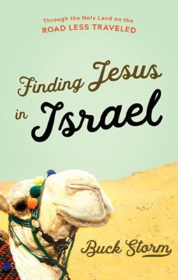 Finding Jesus in Israel: Through the Holy Land on the Road Less Traveled - eBook  -     By: Buck Storm