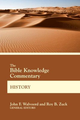 BK Commentary History / New edition - eBook  -     By: John F. Walvoord