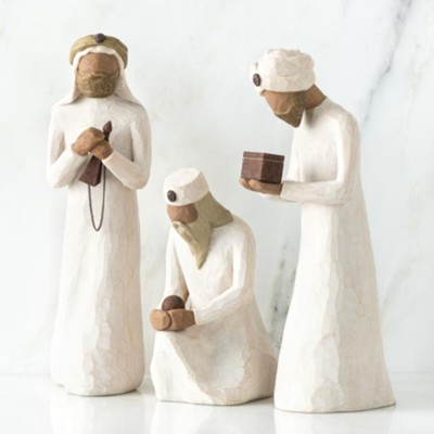Willow Tree &#174 Nativity: Three Wisemen   -     By: Susan Lordi