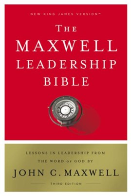 NKJV, Maxwell Leadership Bible, Third Edition, Ebook - eBook  -     By: John Maxwell