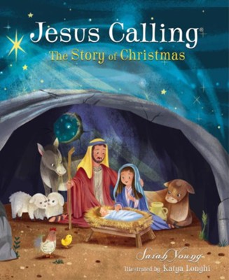 Jesus Calling: The Story of Christmas - eBook  -     By: Sarah Young