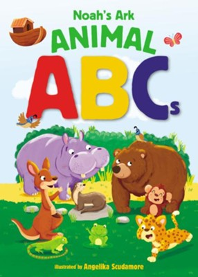 Noah's Ark Animal ABCs - eBook  -