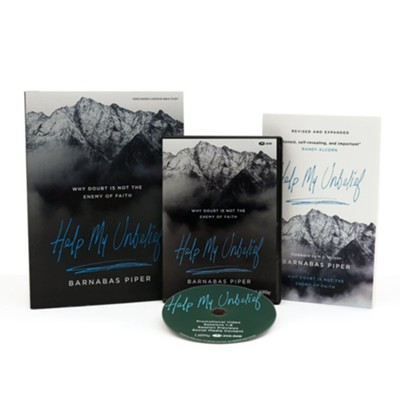 Help My Unbelief DVD Leader Kit   -     By: Barnabas Piper