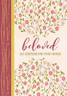 Beloved: 365 Devotions for Young Women - eBook  -