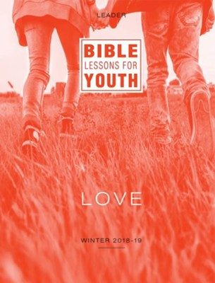 Bible Lessons for Youth Winter 2018-2019 Leader PDF Download - eBook  -     By: Tim Gossett, Sally Hoelscher, Michael S. Poteet, Lee Yates