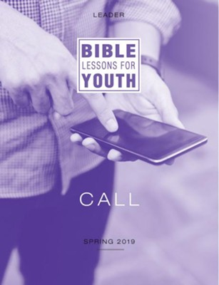 Bible Lessons for Youth Spring 2019 Leader PDF Download - eBook  -     By: Julie Conrady, Jacob Fasig, Mary Bernard, Michael S. Poteet