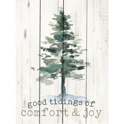 Christmas In Evergreen Tidings Of Joy.Good Tidings Of Comfort And Joy Box Art