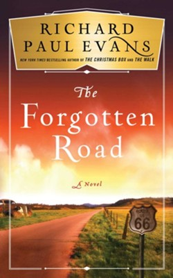 The Forgotten Road - eBook  -     By: Richard Paul Evans