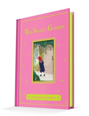 The Secret Garden - eBook  -     By: Frances Hodgson Burnett     Illustrated By: Kelly Caswell
