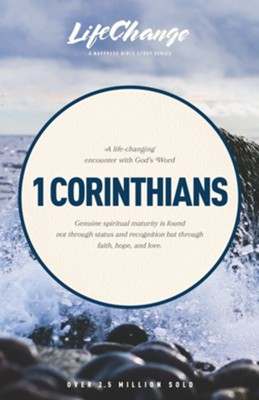 1 Corinthians - eBook  -     By: The Navigators