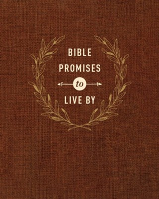 Bible Promises to Live By - eBook  -     By: Amy Mason