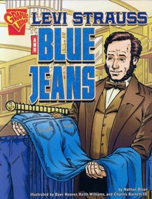 Levi Strauss and Blue Jeans  -