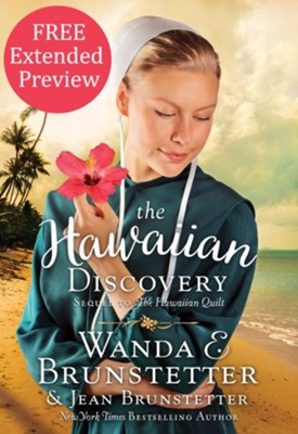 The Hawaiian Discovery (Free Preview) - eBook  -     By: Wanda E. Brunstetter, Jean Brunstetter