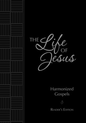 The Life of Jesus: Harmonized Gospels: Reader's Edition - eBook  -     By: Brian Simmons