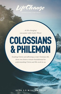 Colossians & Philemon - eBook  -     By: The Navigators