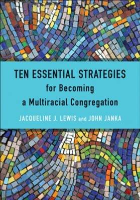 The Pentecost Paradigm: Ten Strategies for Becoming a Multiracial Congregation - eBook  -     By: Jacqueline J. Lewis, John Janka