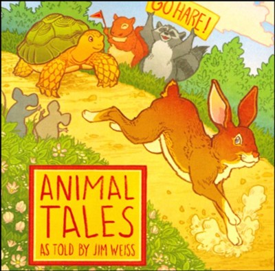 Animal Tales   -     By: Jim Weiss