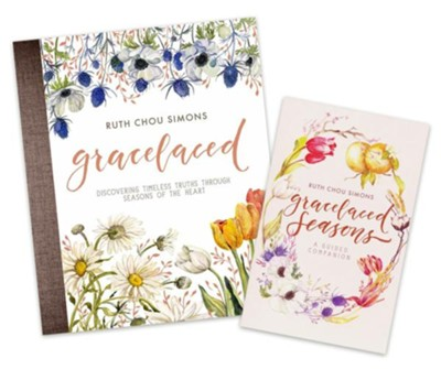 Gracelaced/Gracelaced Seasons, 2 Volumes  -     By: Ruth Chou Simons