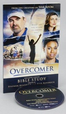 Overcomer DVD Bible Study Kit  -     By: Stephen Kendrick, Alex Kendrick
