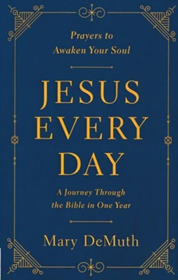 Jesus Every Day: A Journey Through the Bible in One Year  -     By: Mary E. DeMuth